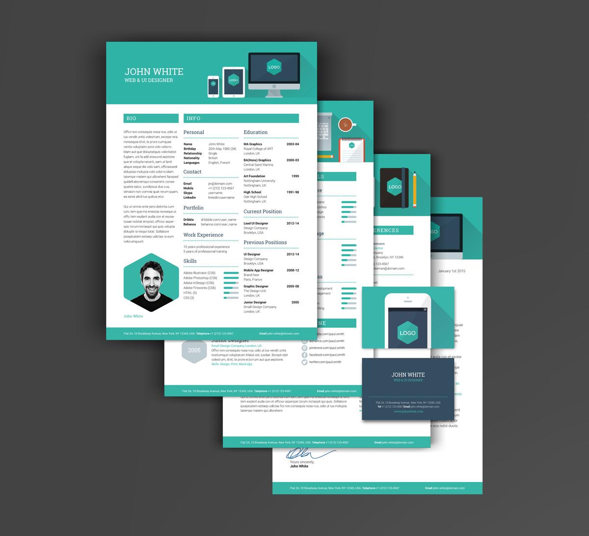 creative resume www