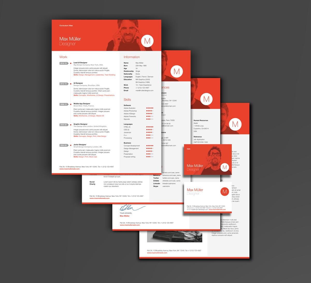 Neue Swiss Resume Update  WwwIkonoMe