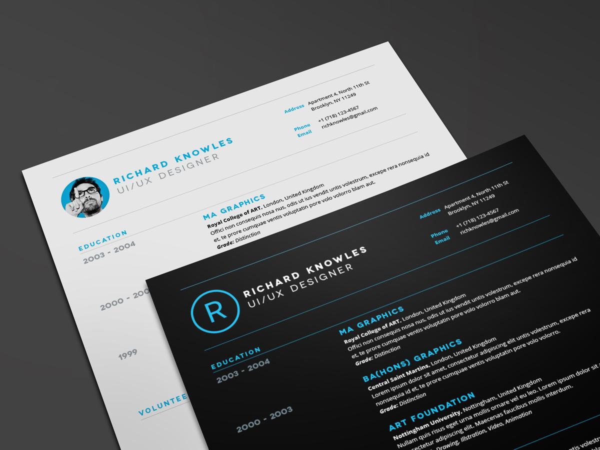 resume www
