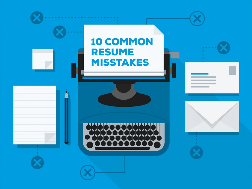 10 Common Resume Mistakes