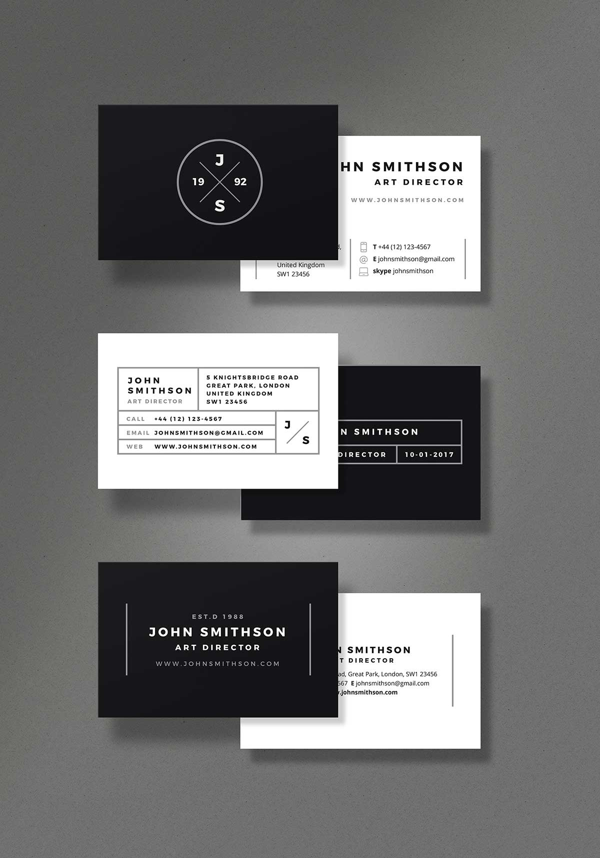 beautiful gallery of resume business cards business cards design