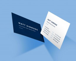 Pro Resume 3 - Free Business Cards designs