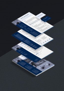 Pro Resume 3 Template Package